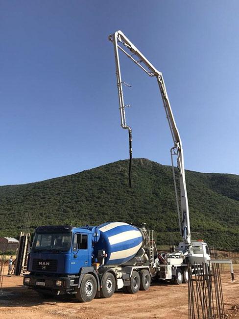 Транс бетон 12 виброусадка бетона инструмент